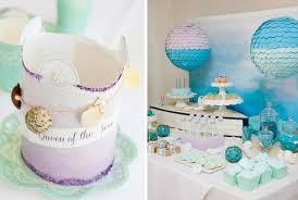 Karas Party Ideas Mermaid Beach Ocean Girl Ariel 5th Birthday