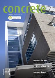 100 Concrete Residential Homes Magazine Volume 55 Issue 04 By