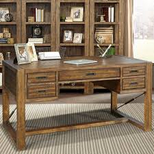 Parker House Allister Writing Desk With Turnbuckles