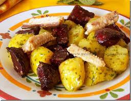 cuisiner des betteraves salade de betterave rôties pomme de terre le cuisine de samar