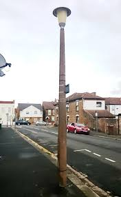 Who Invented The Lamp Post by Eleco Concrete Lamp Posts