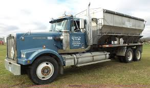 1995 Western Star 4964F Fertilizer/seed Tender Truck | Item ... Truck Spills Ftilizer In Peru Free Newstribcom 2006 Intertional 7400 Truck For Sale Sold At Auction Prostar Ftilizer Lime Spreader V1 Modhubus North Dakota Electric Roll Tarp Pro Inc Agrilife Today Prostar Ftilizer Truck V 10 Farming Simulator 2017 Mods Tractor Filling Up Tanks From Next To Crop Stock Mounted Top Auger 5316sta Ag Industrial Gallery W Design Associates Lego Ideas Product 1988 Volvo White Gmc Wcs Tender Item Da27