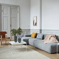 hay mags soft sofa 2 5 sitzer kombination 1 hellgrau hallingdal 130 nähte dunkelgrau