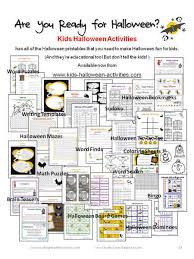 Halloween Brain Teasers Math by Halloween Worksheets Halloween Games For Kids Halloween Math