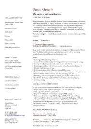 It Resume Examples 2017 Unique Cv Template Library Technology Job Description Java