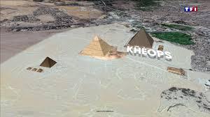 cachee dans la chambre la chambre cachée de la pyramide de khéops lci