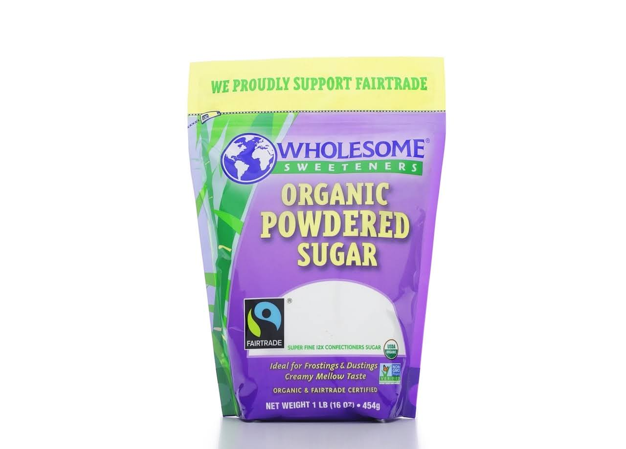 Wholesome Organic Powered Sugar