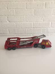 100 Matchbox Car Carrier Truck Vintage Lesney Super Kings 1976 Transporter Etsy