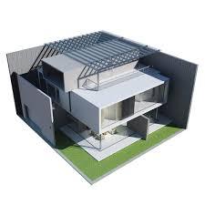 100 Image Of Modern House 3D Model Residential CGTrader