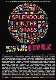 High Sierra Music Festival Poster See More SPLENDOUR IN THE GRASS 2016
