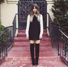 Dress Cute On Point Clothing Style Indie 70s Winter Outfits Tumblr Boho Chic Christmas