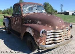 1951 Chevrolet Pickup Truck | Item DB8961 | SOLD! November 2...