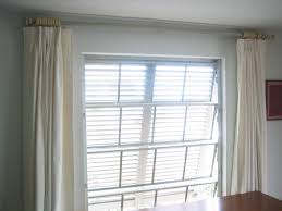 Jcpenney Curtains For French Doors by How To Make Pinch Pleat Drapes For Modern Window And Door Treatment