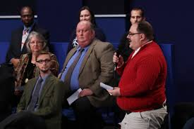 Halloween Town Cast 2016 by Who Is Kenneth Bone The Undecided Voter Is Winning Thanks To This
