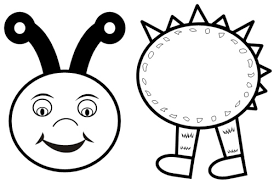 28 Collection Of Caterpillar Clipart Head