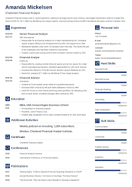 Financial Analyst Resume Guide Examples Skills Analysis Senior ... Financial Analyst Resume Guide Examples Skills Analysis Senior Inspirational Business Sample Narko24com Core Compe On Finance Samples For Fresh Graduate In Valid Call Center Quality Cool Collection New Euronaidnl Template Tjfsjournalorg 1415 Example Of Financial Analyst Resume Malleckdesigncom Entry Level Tips And Templates Online Visualcv