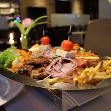 kroatisch essen im restaurant am ludwigsplatz kreis gießen
