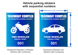 Parking Stickers | Top Pasting For Two Wheelers, Reverse Pasting For ... Business Signs Vehicle Wraps Car Boat Marine Vinyl Installers Rc Truck Racing Police 911 Chevy Caprice Car Decals I Love Sushi Funny Window Windshield From Amazon My Hugo Estrada Google Zombies Decalzombie Decal Stickers Fender Stripes Graphics Race Cars Boats 2 Flames 8 Custom Auto Stick 3d Frog Car Stickers Sticker Great Deals On Truckers Wife And Amazoncom Decalgeek Heart With Dog Paw Puppy Catherine M Johnson Homes How To Make Food Truck Sticker Lorry Wrapping