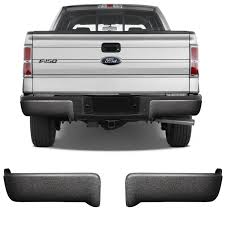 2009-2014 Ford F150 - Rear BUMPERSHELLZ™ - Truck Bumper Cover Set 2018 Ford F150 First Drive Review Car And Driver 2017 35l Ecoboost 10speed Automatic Test This 600plus Horsepower Rtr Concept Is A Muscular Jack King Ranch Truck Model Hlights Fordca Can You Have 600 For Less Than 400 Decked 6 Ft In Bed Length Pick Up Storage System For Reviews Rating Motor Trend 1988 Wellmtained Oowner Classic Classics Americas Best Fullsize Pickup Fordcom Limited Mens Health New David Boatwright Partnership Dodge Ram Recalls Small Batches Of Trucks Cluding Raptor