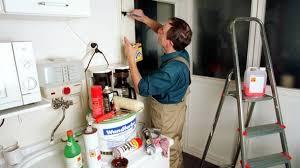 küche und bad mit feuchtraumfarbe streichen