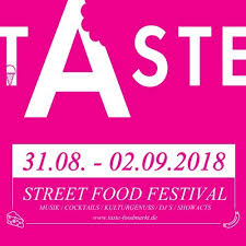 taste food festival im minloh forum ulm söflingen