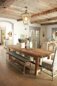 nice rustic dining rooms with 47 calm and airy rustic dining room