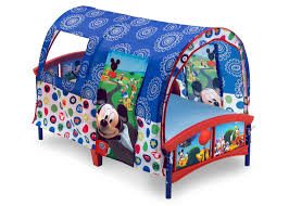 mickey mouse toddler tent bed delta children s products