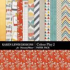 Colour Play 2 Paper Preview Medium