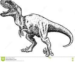 Coloriage Dinosaure A Imprimer Salle De Bain