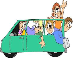 Full Car Road Trip Clipart Cliparts And Others Art Inspiration