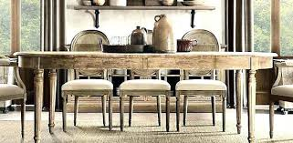 French Country Dining Room Furniture Sets Style Chairs Vintage Add Photo