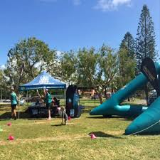 100 Redland City Were Setting Up For Todays Fun Games