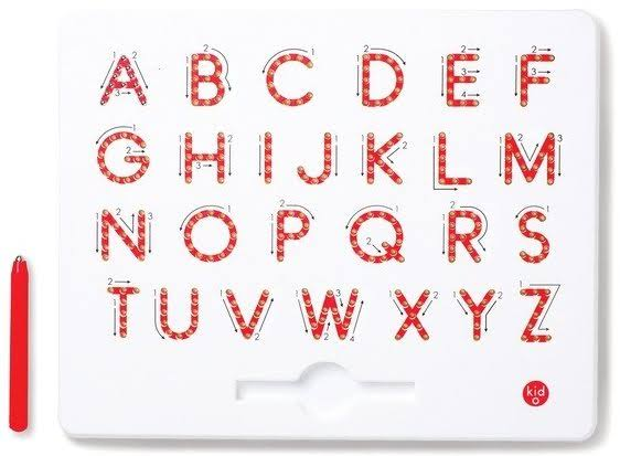 Kid O A To Z Magnetic Writing Pad