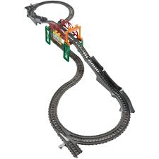 Tidmouth Shed Deluxe Set by Thomas U0026 Friends Trackmaster Tidmouth Bridge Walmart Com
