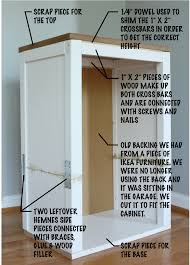 Ikea Hack Dining Room Hutch by Diy Built In Bookcase Reveal An Ikea Hack U2013 Studio 36 Interiors