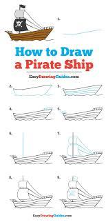 100 Design A Pirate Ship How To Draw A Jak Nakreslit Kresby A Kameny