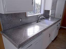 kitchen tiled kitchen countertops backsplash ideas for granite