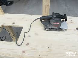 make it diy potting bench with sink page 3 of 3 setting for four