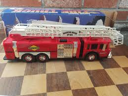1995 Sunoco Aerial Tower Fire Truck Series 2 | EBay 1948 Reo Fire Truck Excellent Cdition This 1953 Willys Jeep Fire Truck Has Less Than 4000 Original Miles Automotive History The Case Of Very Rare 1978 Dodge Diesel Firetrucks Barn Finds Someone Buy 611mile 2003 Ford F350 Time Capsule Drive Lego Trucks Ebay 44toyota Emergency Rescue Kids Toy Squad Water Cannon With Lights Kme Custom Severe Service Pumper For Sale Gorman 1995 Sunoco Aerial Tower Series 2 Used Honda Odyssey Accord Floor Mats Leather Ebay Ex L Fwd New Tires