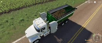 100 Feed Truck Mack Pinnacle V10 LS19 Farming Simulator 2017