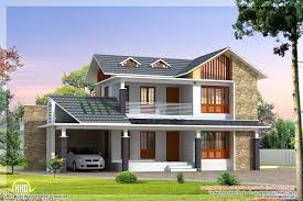 100 Villa House Design October Kerala Home Floor Plans Plans 18570