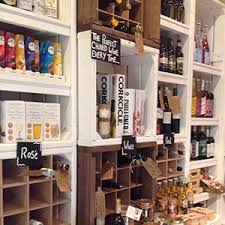 Quirky Shelving For Local Community And Wine Shops Rustic Display Equipment Further