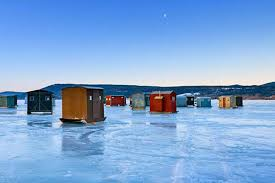 100 Mary Lake Ontario The Top 7 Ice Fishing Destinations In