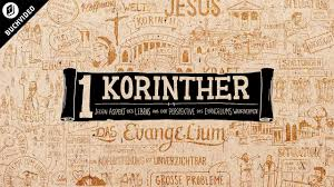 Buchvideo 1 Korinther YouTube