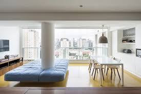 100 Apartment In Sao Paulo Custom Wooden Box With Bedroom Transforms Small
