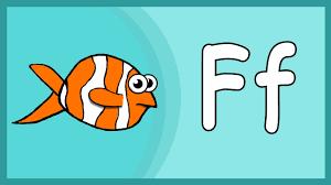 letter sounds for kindergarten letter F Song nursery rhymes