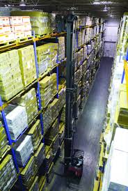 Lift Trucks For Cold Storage