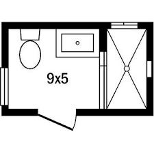 master bath floor plans
