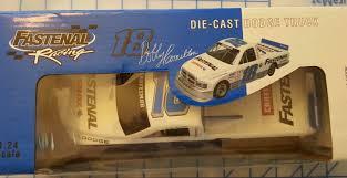 1/24 Bobby Hamilton #18 Fastenal Dodge NASCAR Race Truck RARE ...
