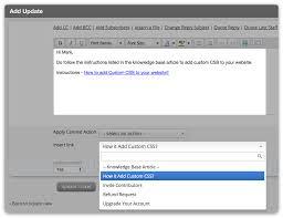 Best Help Desk Software Comparison by Online Help Desk Software Self Service Knowledge Base